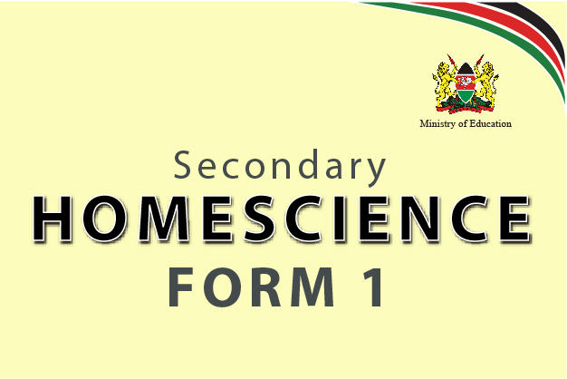 Home Science Form 1