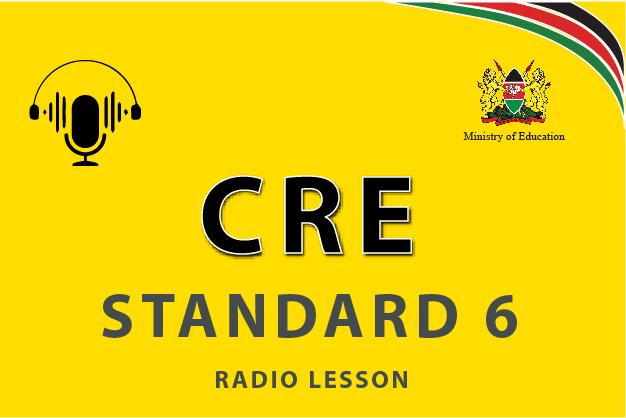 CRE Standard 6
