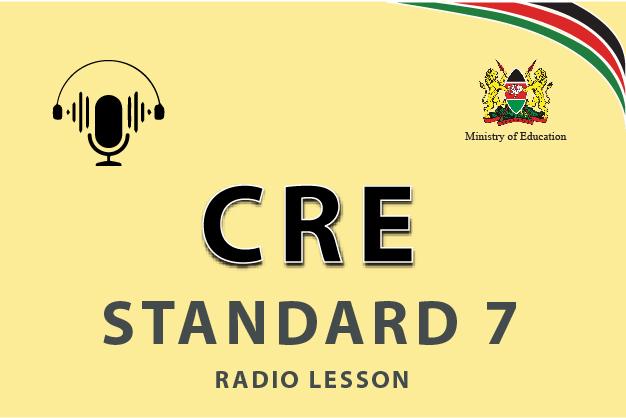 CRE Standard 7