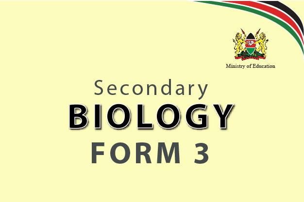 Biology Form 3