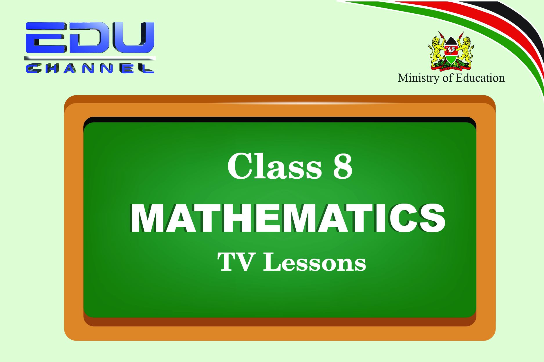 Standard 8 Mathematics Lesson 1 : Numbers Squares and Square roots