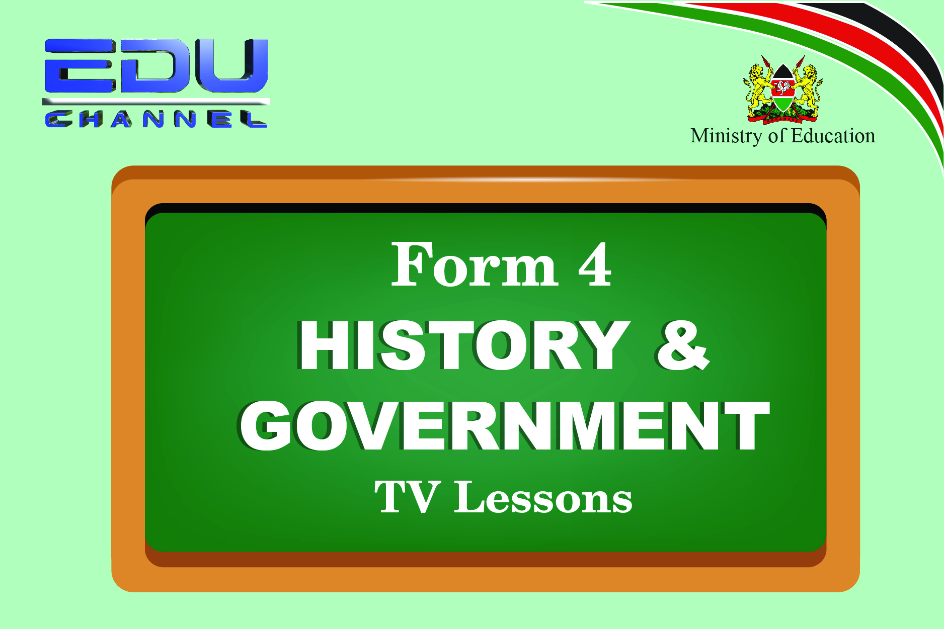Form 4 History and Government Lesson 3: World War the peace settlement