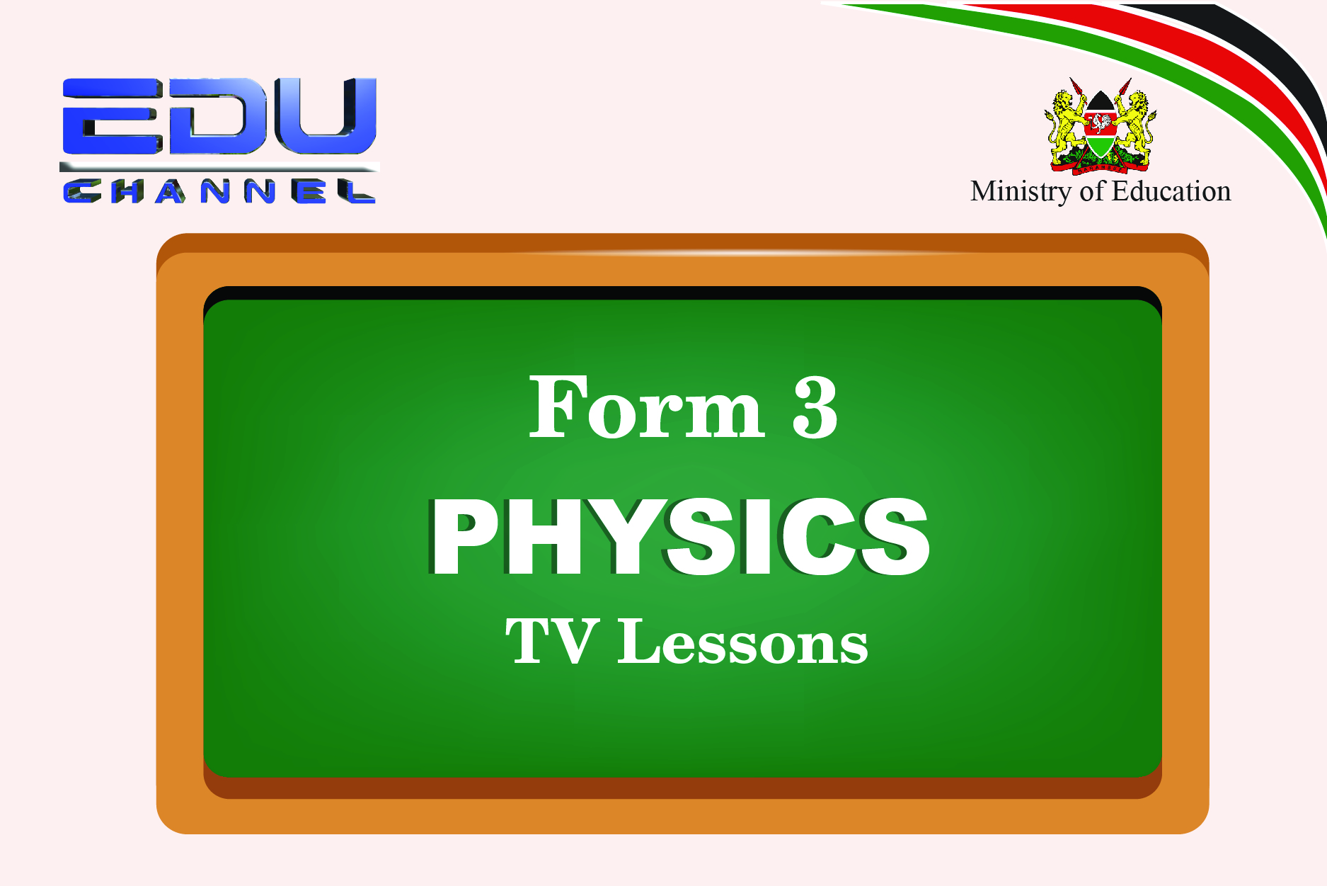 Form 3 Physics Lesson 3: Linear Motions Equations of Motion