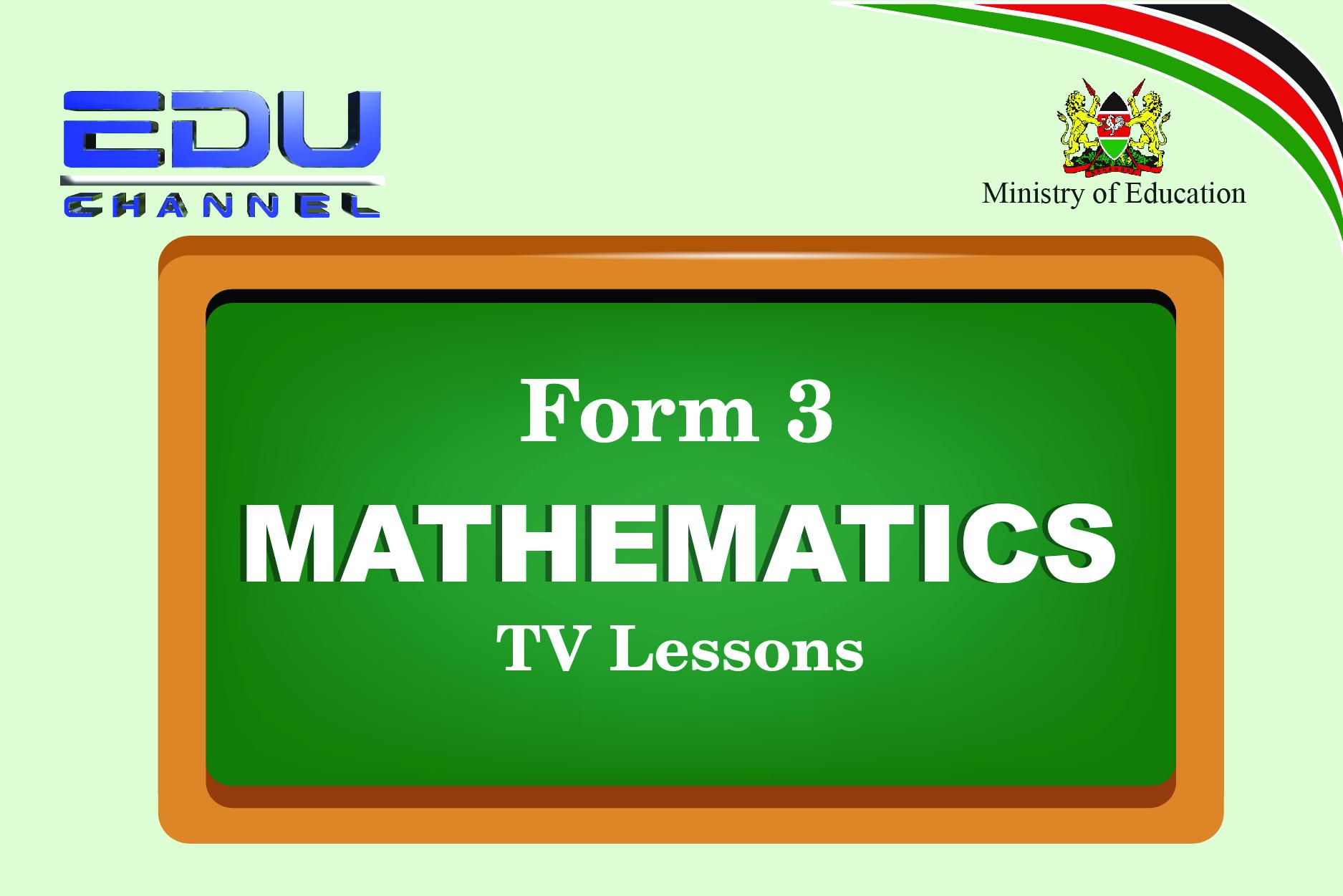 Form 3 Mathematics Lesson 1:Surds