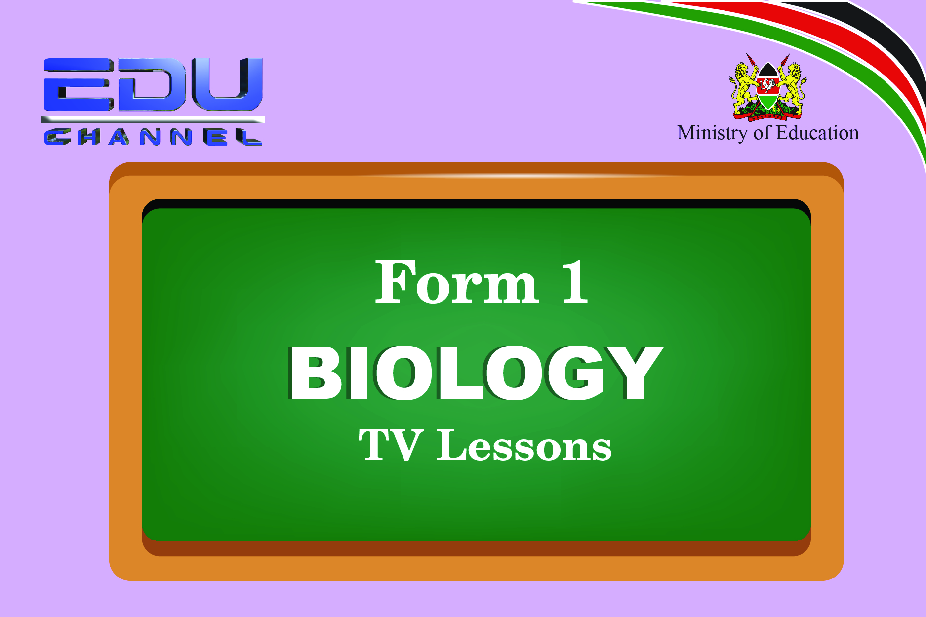 Form 1 Biology Lesson 1: Characteristics of Living Things