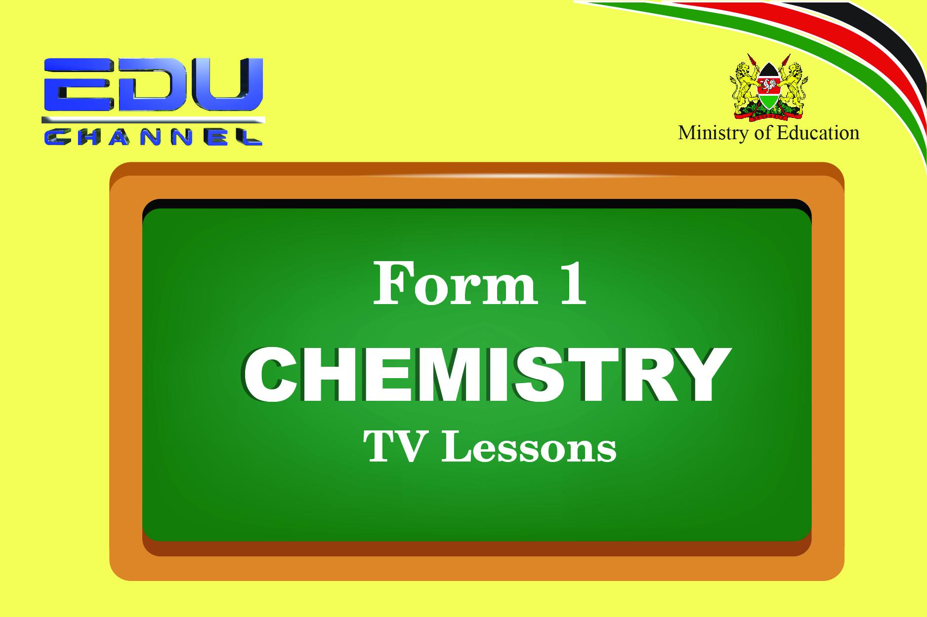 Form 1 Chemistry Lesson 2: Bunsen Burner