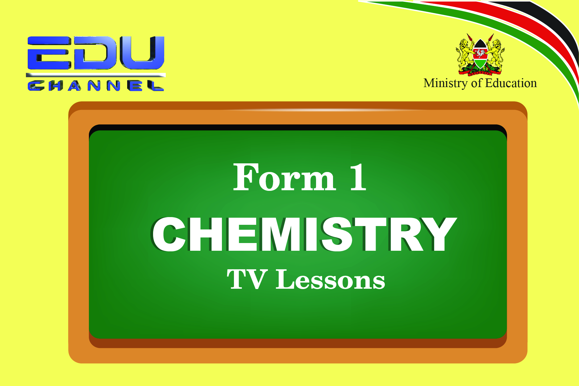 Form 1 Chemistry Lesson 1: Introduction to Chemistry