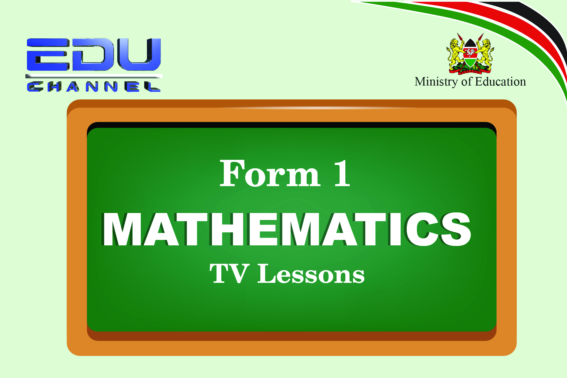 Form 1 Mathematics Lesson 2:Multiples LCM