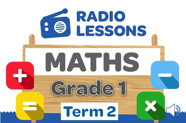 Grade 1 Mathematics Radio Lessons