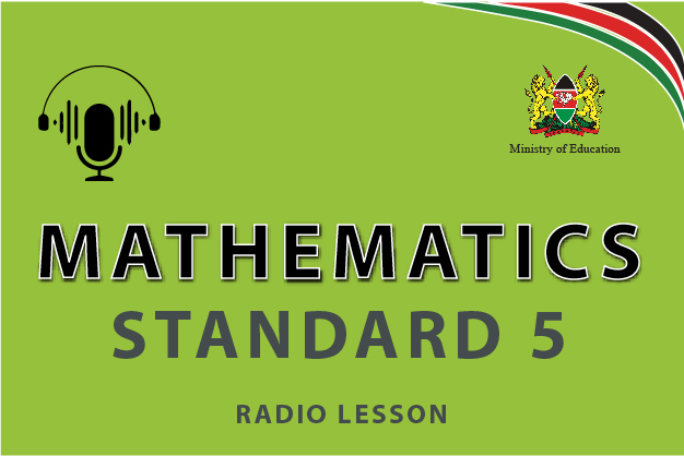 Mathematics Standard 5