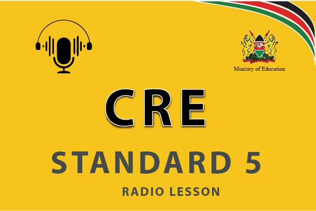 CRE Standard 5