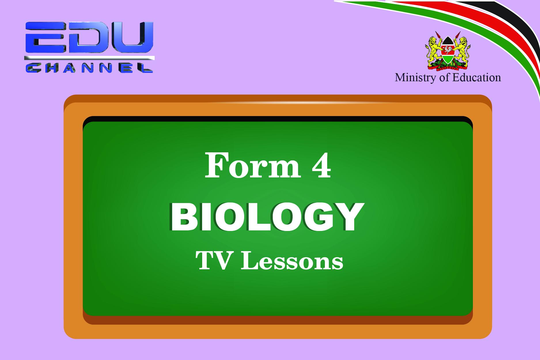 Form 4 Biology Lesson 5:Transmission of nerve impluse