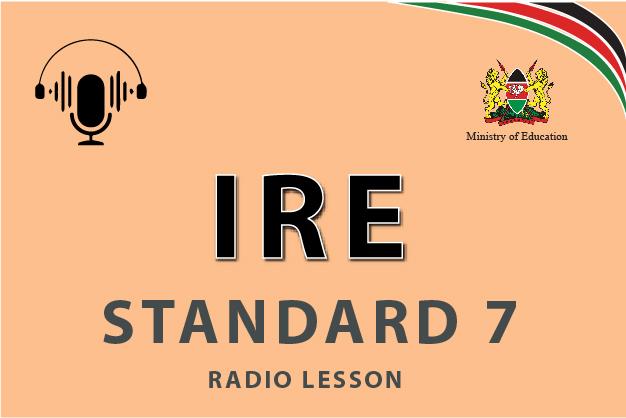 IRE Standard 7
