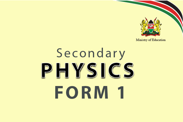 Physics Form 1