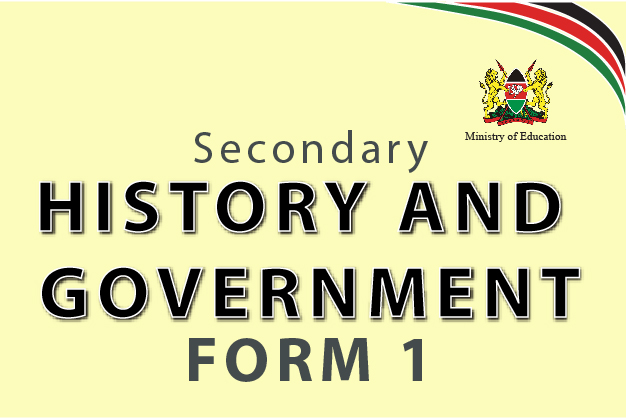 History and Government Form 1