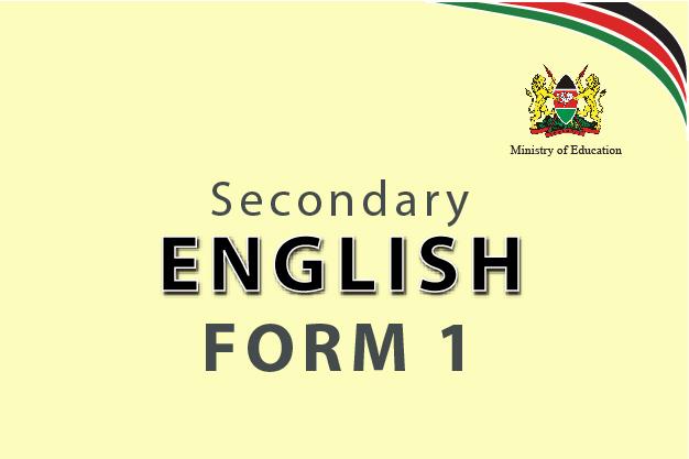English Form 1